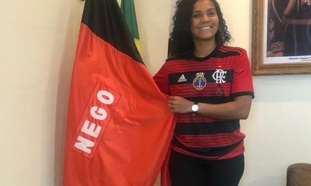 "Atacante do Flamengo/Marinha promoverá ""Jogo da Amizade"" na Paraíba"