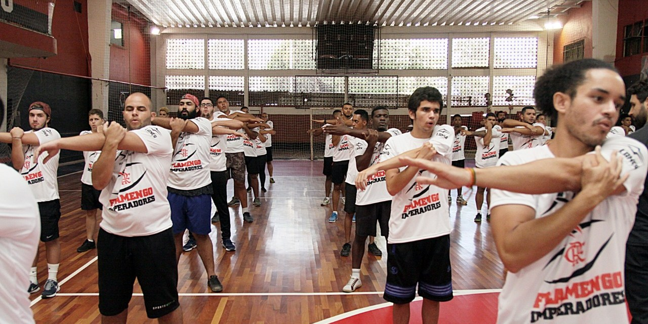 Flamengo Imperadores realiza seletiva para novos atletas