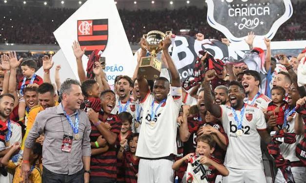 Flamengo confirma que não vai assinar com a Globo no Carioca