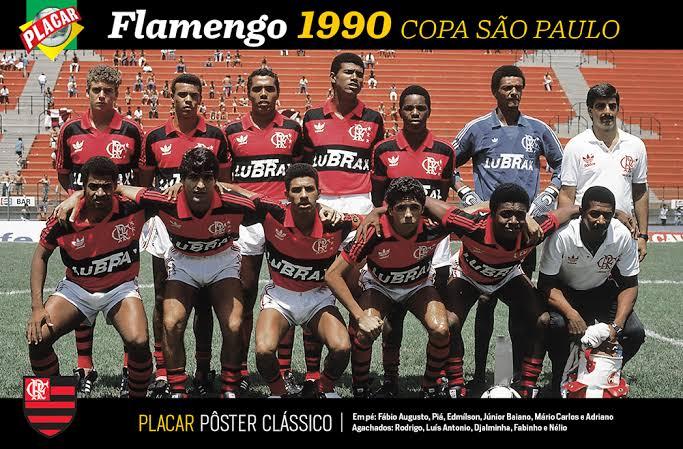 Primeira Copinha do Flamengo completa 30 anos