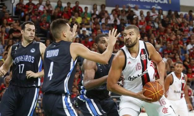 Reedição da última final! Em jogo épico, Flamengo vence o Pinheiros e decide a Copa Super 8 contra o Franca