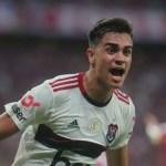 Flamengo acerta venda de Reinier para o Real Madrid