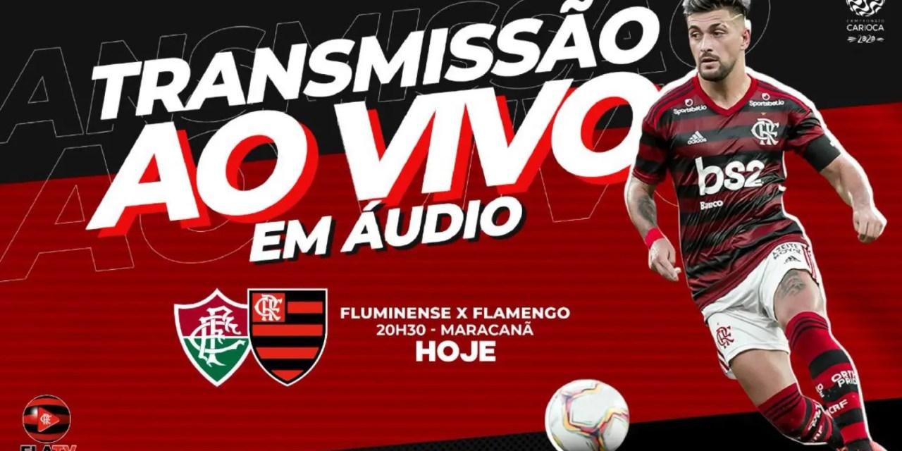 Fluminense x Flamengo: acompanhe a transmissão da Fla TV AO VIVO
