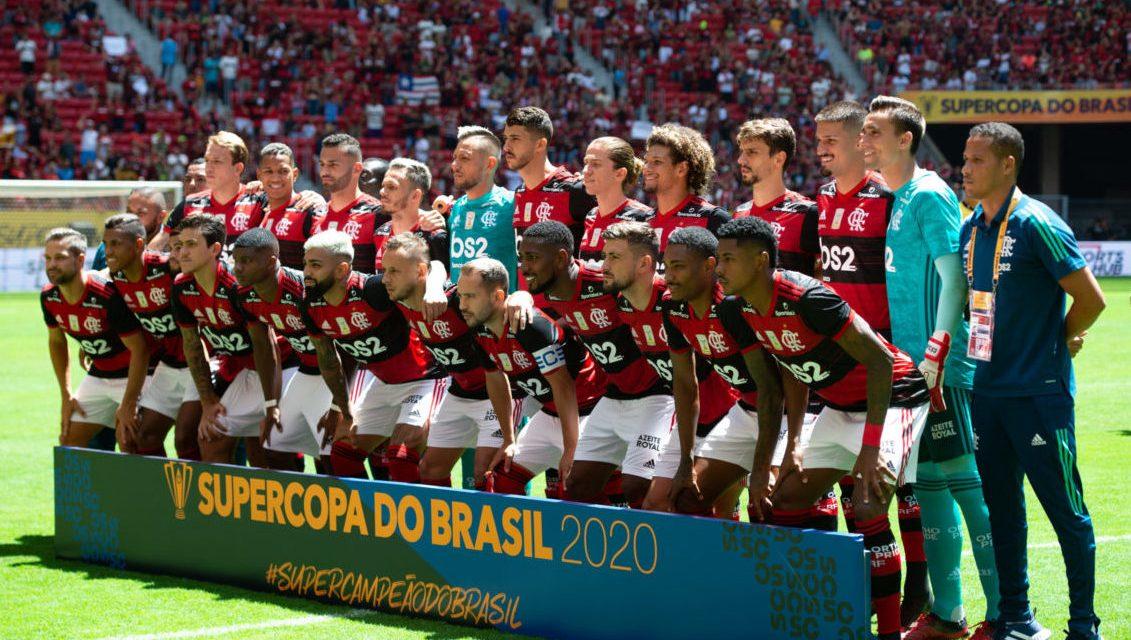 Notas e análises de Flamengo 3×0 Athletico Paranaense