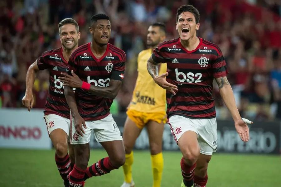 Fla fará semifinal da Taça Guanabara contra o Fluminense na quarta
