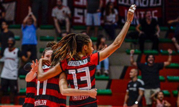 Flamengo enfrenta Osasco pela Superliga em busca da saída da zona de rebaixamento