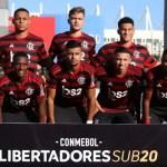 Flamengo perde para o del Valle e está eliminado da Libertadores Sub-20