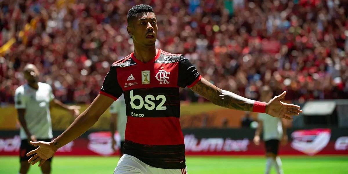 BS2 não aceitará mudança na posição da sua marca em uniforme do Flamengo