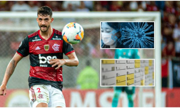 O calendário do futebol brasileiro em tempos de coronavírus