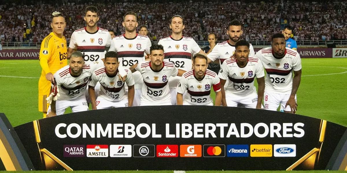 Com os gols de ontem na Libertadores, Flamengo marcou mais na competição que seus três rivais somados; veja os números