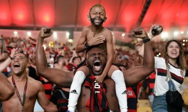 Foto com torcedores do Flamengo concorre ao principal prêmio de fotojornalismo do mundo