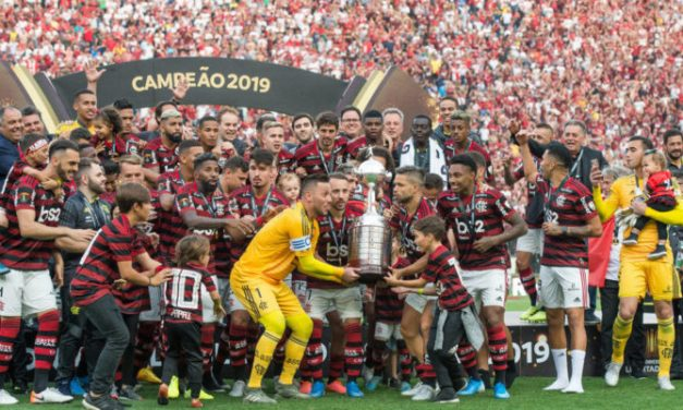 Globo irá reprisar Flamengo x River Plate no domingo; sua foto ou vídeo podem aparecer no canal