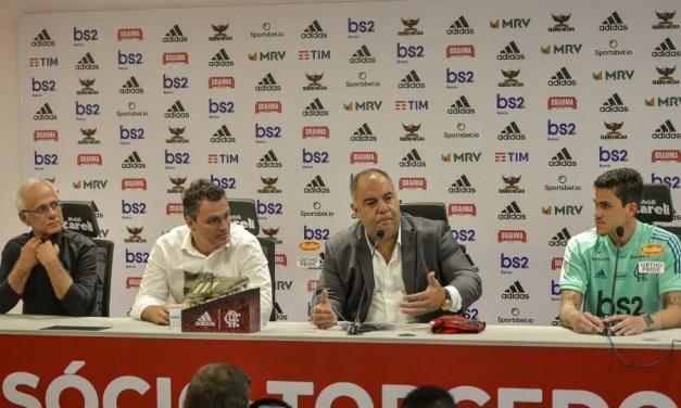 Flamengo perde patrocínios durante a crise da pandemia (Atualizado: TIM nega em nota)