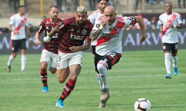Conmebol produzirá série sobre título do Flamengo