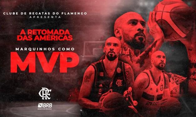 Marquinhos fecha acordo por mais um ano no Flamengo