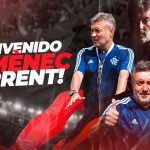 Flamengo reativa rede social em espanhol após chegada de Domènec