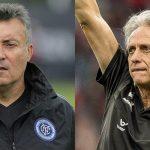 Domènec Torrent x Jorge Jesus: as diferenças e semelhanças de trabalho no Flamengo