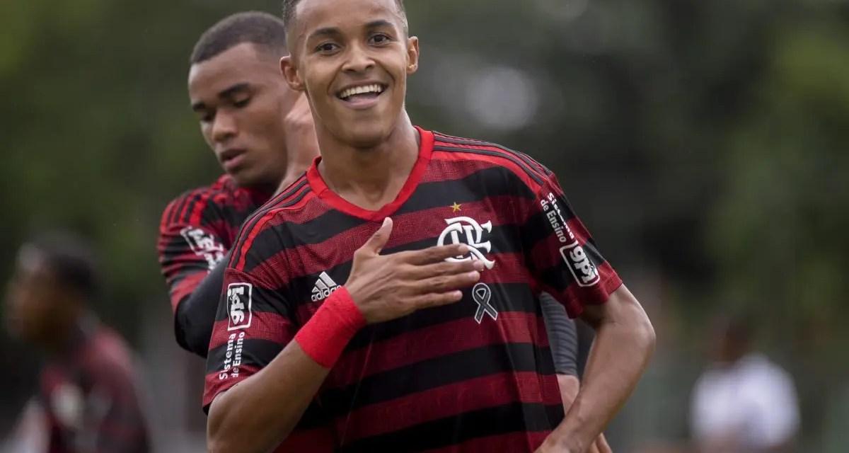 Fiorentina quer prioridade na compra de joia do Flamengo