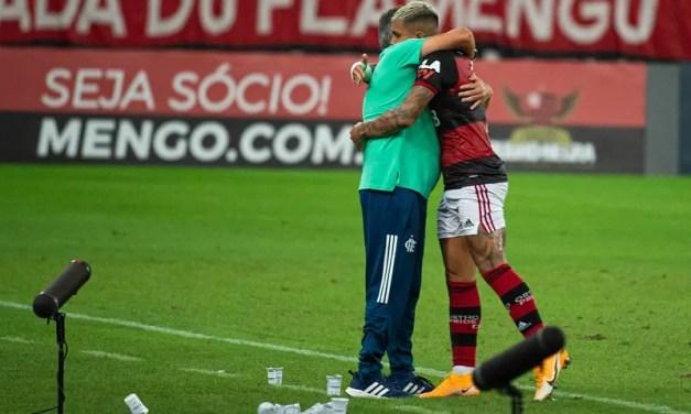 Na batalha das batalhas, o Flamengo vence!