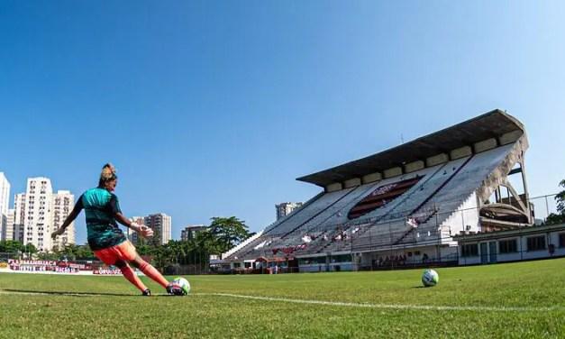 Flamengo tem baixo aproveitamento como mandante no Brasileirão Feminino