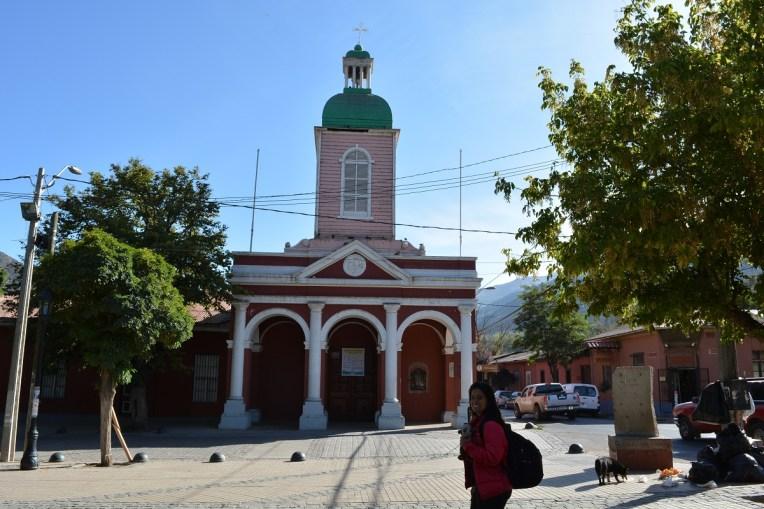 Igreja de San José de Maipú