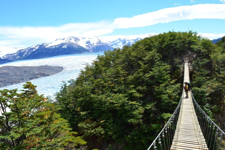 Glacial Grey, em Torres del Paine