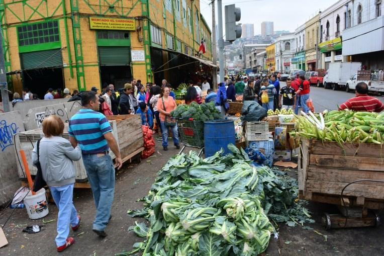 Mercado de Valparaíso