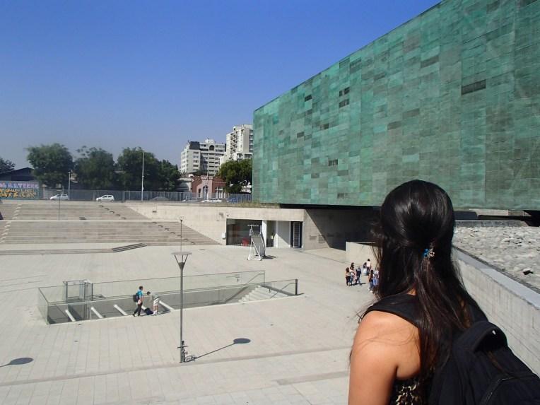 Museu dos Direitos Humanos em Santiago