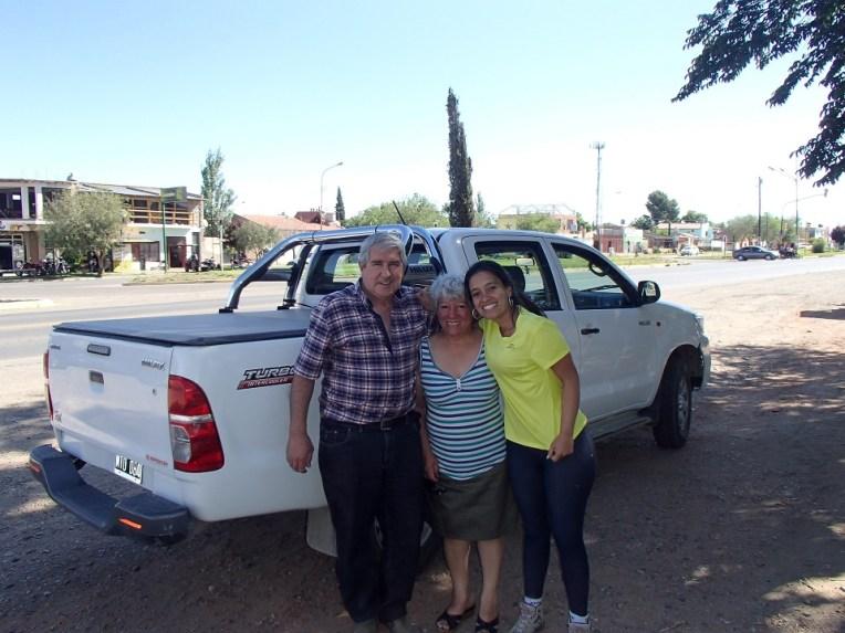 Carona na Argentina