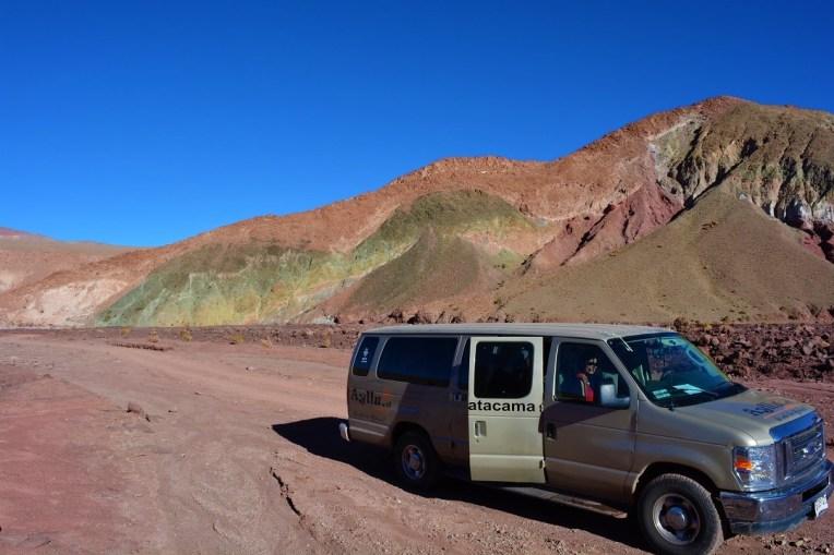 Valle del Arcoíris, Atacama