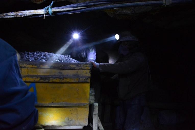 Trabalho nas Minas de Potosí