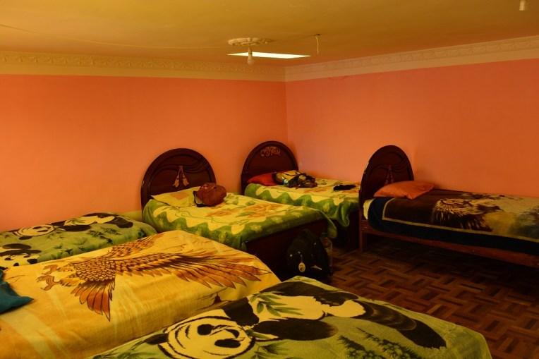 Hotel no Salar do Uyuni