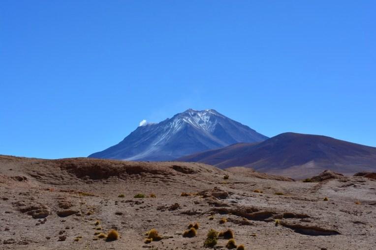 Vulcão Ollangue