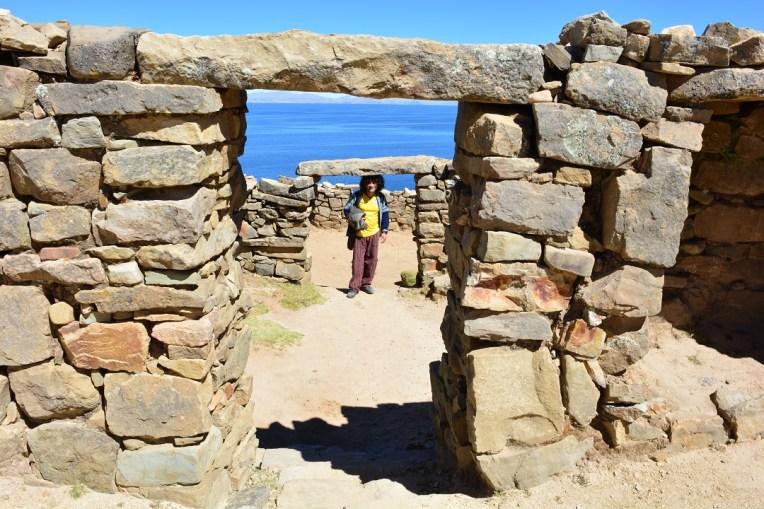 Caminhando pelos labirintos das Ruínas de Chinkana