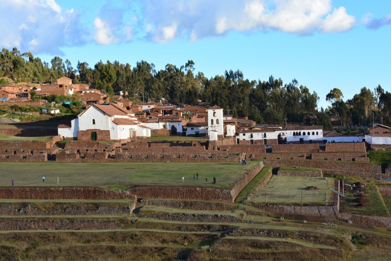 Chinchero e as ruínas incas