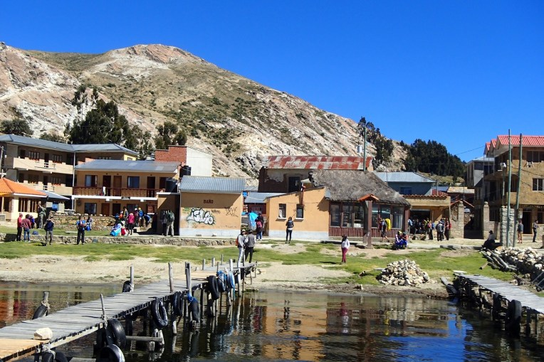 Isla del Sol, Titicaca