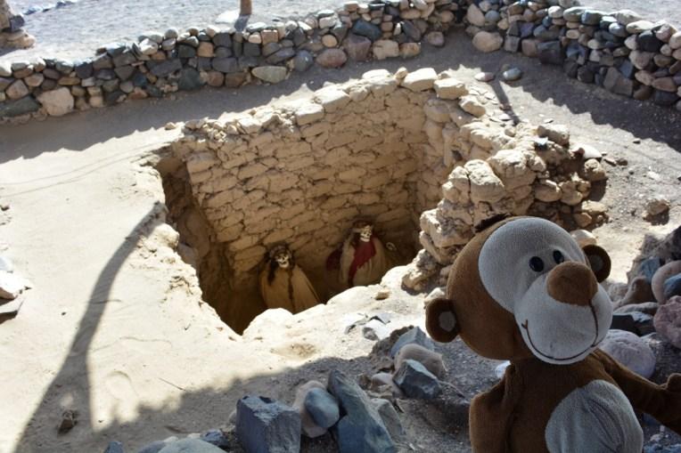 Mucuvinha e as múmias de Chauchilla