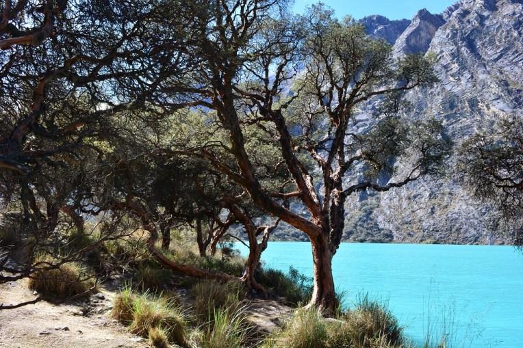Lago Llancabuco - apenas um aperitivo no caminho!