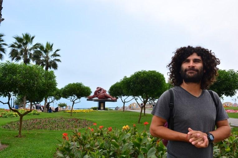 Parque do Amor, em Miraflores
