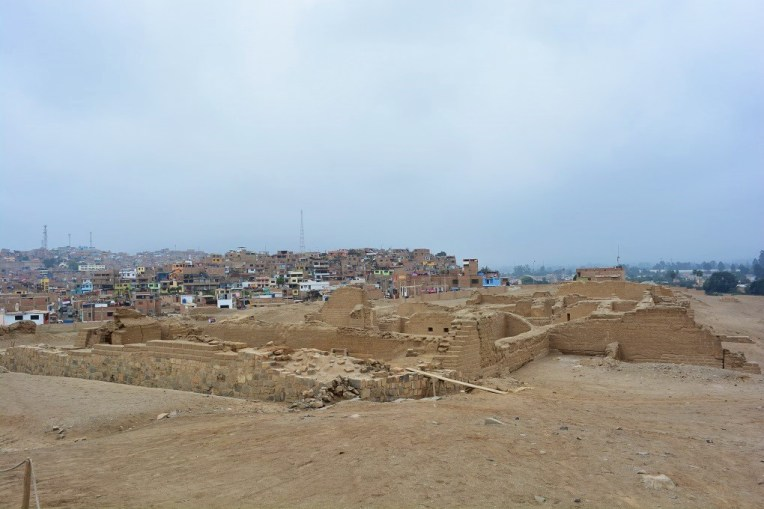 Ruínas de Pachacamac