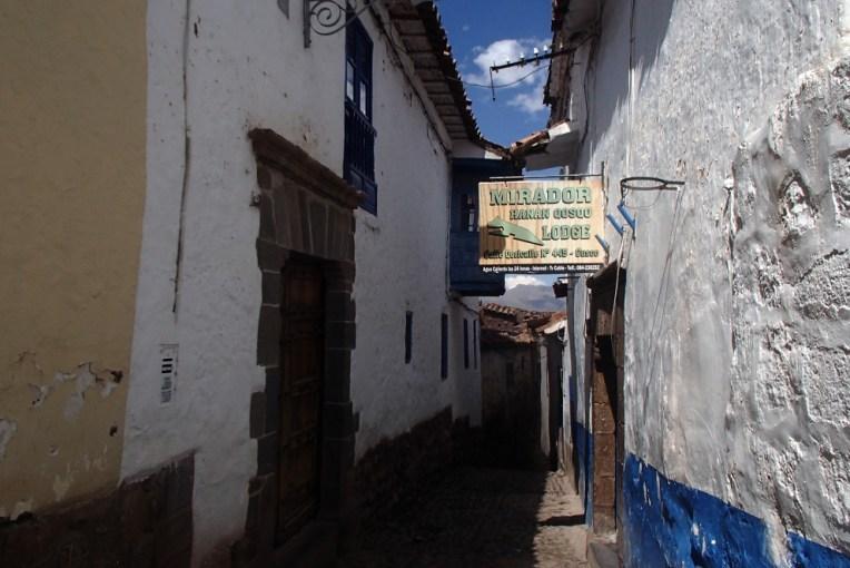 Hotel barato em Cusco