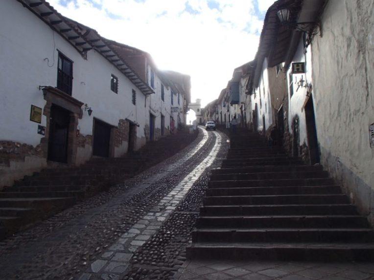 Lavanderias em Cusco