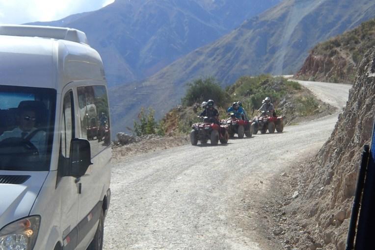 Estrada para os Morays