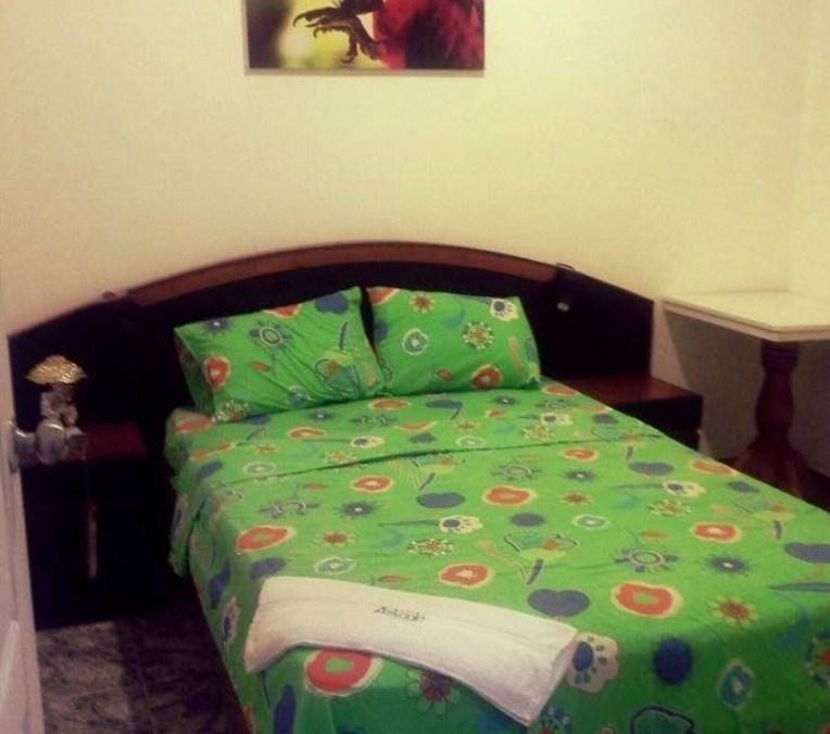 Nosso hotel em Iquitos