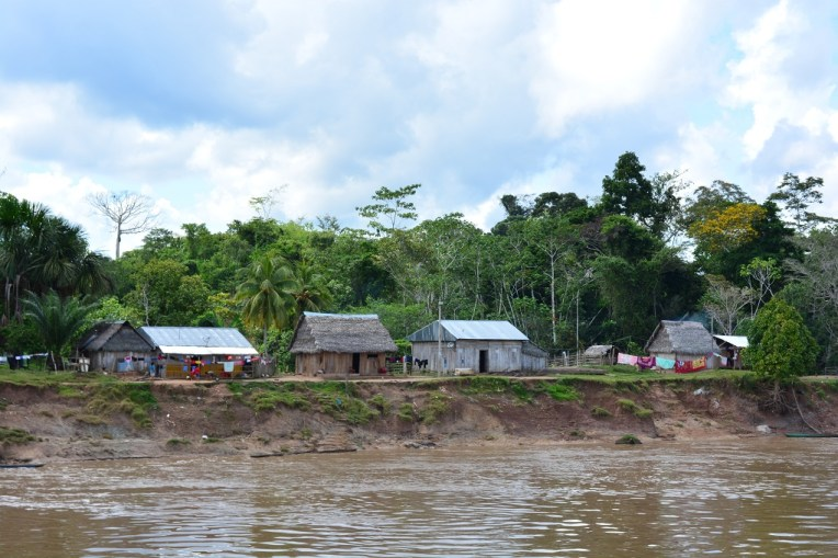 Comunidades na Amazônia