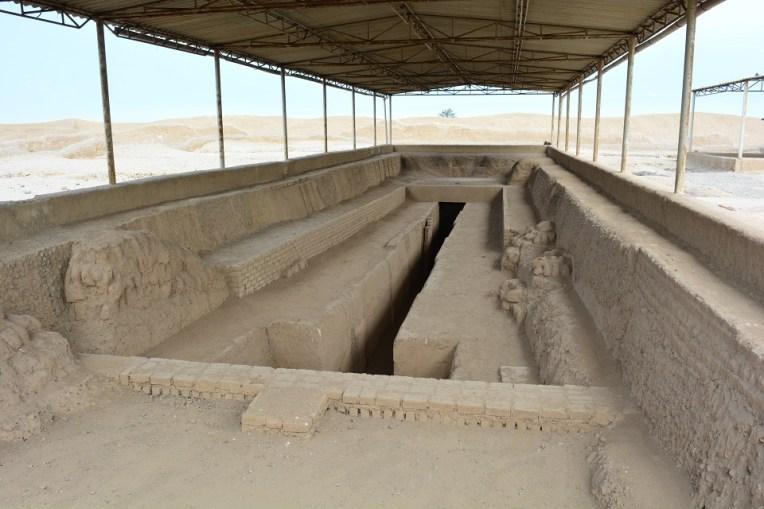 Cemitério em Nik An