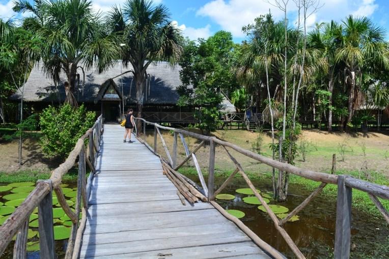 Wild Yarapa Amazon Jungle Lodge - na selva de Iquitos