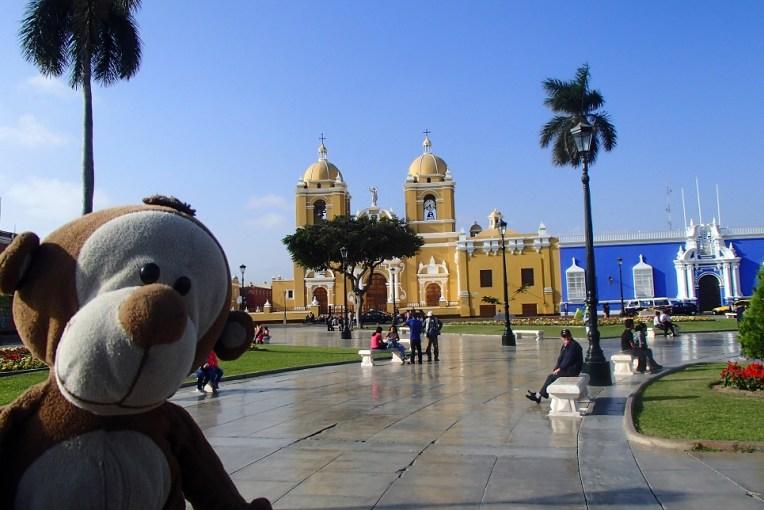 Mucuvinha Plaza de Armas de Trujillo