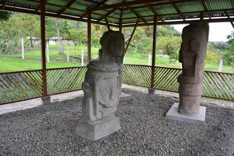 Estátuas de El Tablón