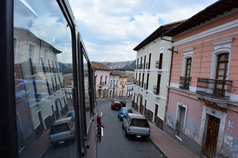 Centro histórico de Quito - Patrimônio da UNESCO